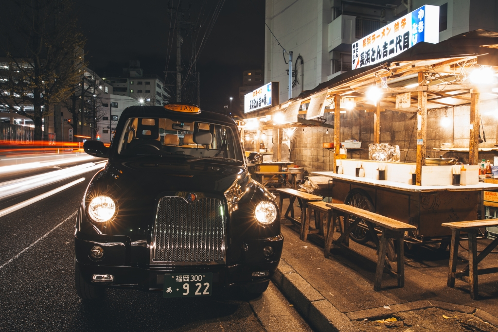 """ClassA London"" – The new taxi for foreign tourists"