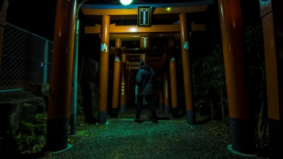 Atago Shrine – the oldest shrine in Fukuoka