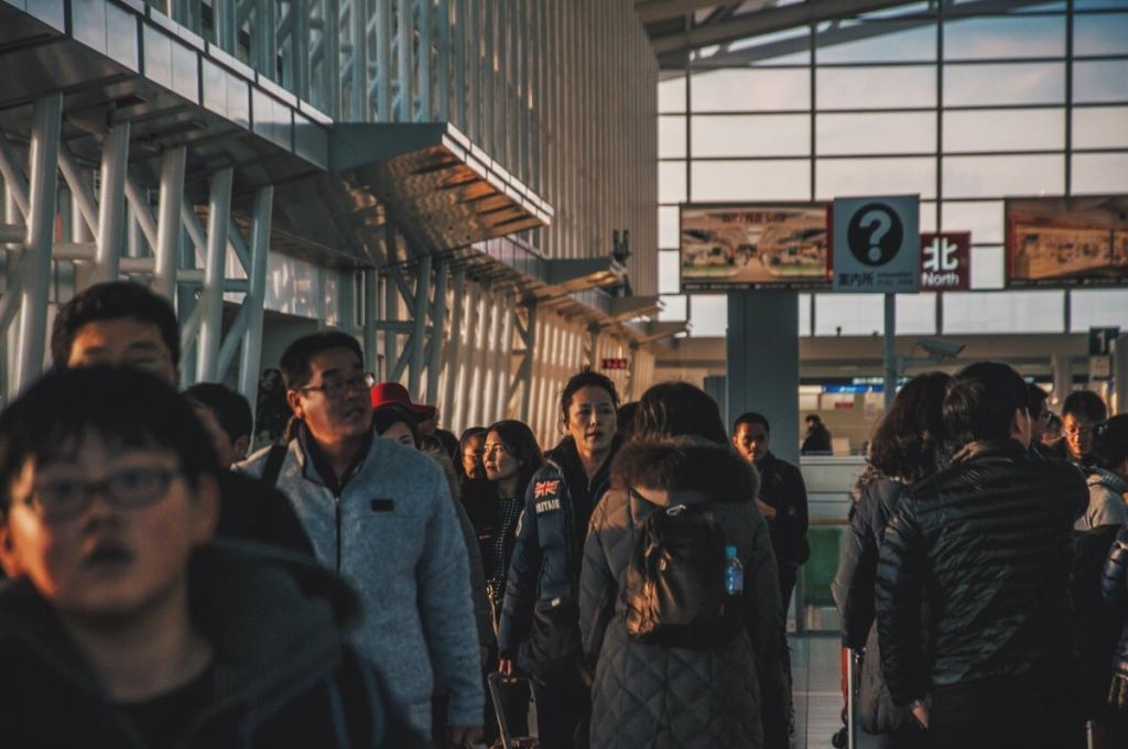 Fukuoka airport – Air gateway of Fukuoka