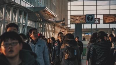 アジアとの距離を縮める都市型空港、福岡空港