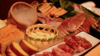 90年続く伝統の味、博多石焼大阪屋