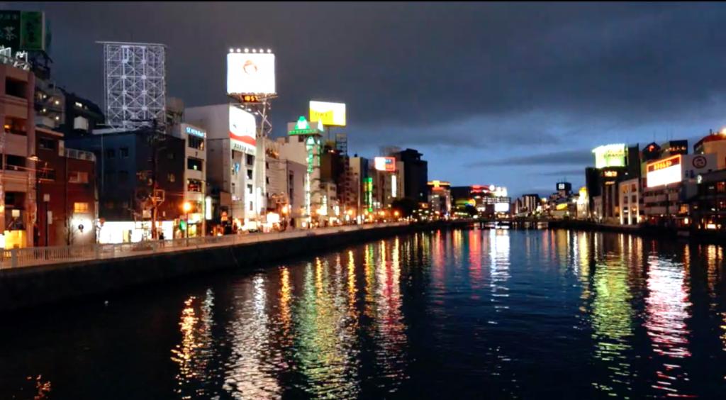 自主製作による福岡のPR動画